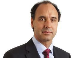 Ignacio Diego. Presidente Gobierrno cántabro