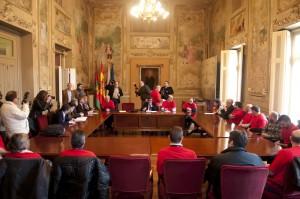 Comité de Sniace en Ayto Torrelavega