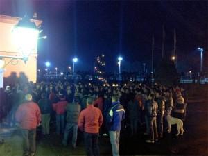 Asamblea de trabajadores, 2 de enero.