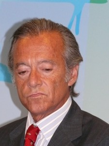 Julio García García. Exconsejero de Sniace
