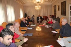 Reunión Mezquita y Comité
